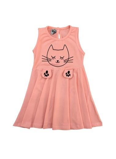 By Leyal For Kids Elbise Pembe